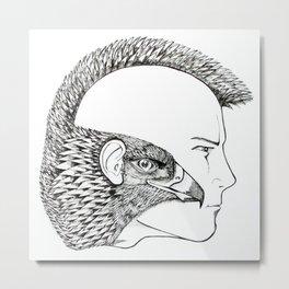 Hawkman Metal Print
