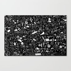 Veeka x Society6 x One & Done  Canvas Print