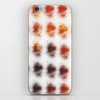 brown iPhone & iPod Skins featuring Brown by zAcheR-fineT