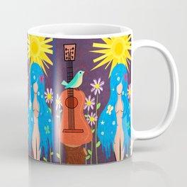Music Makes Love and Love Makes Music Coffee Mug