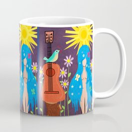 Music Makes Love and Love Makes Music Coffee Mug