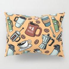 Coffee Pillow Sham