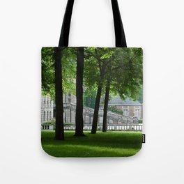 Guarding Trees Tote Bag