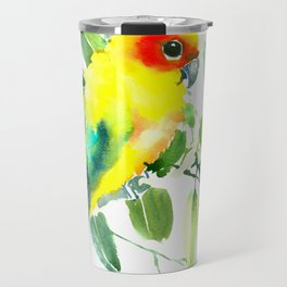 Sun Parakeet Travel Mug