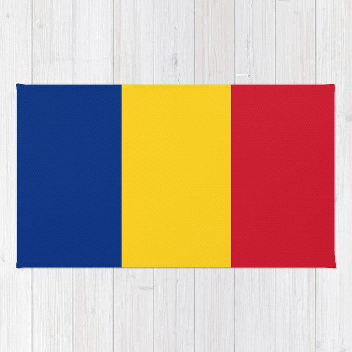 Flag of Romania Rug