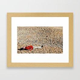A Quick Rest No.1 Framed Art Print