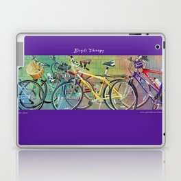 Bicycle Therapy Laptop & iPad Skin