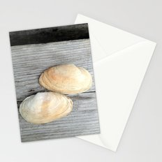 Two Deer Isle Shells Stationery Cards