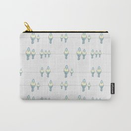 Birds on the line Carry-All Pouch