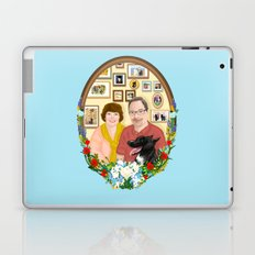 For Mr. and Mrs Schmitt Laptop & iPad Skin