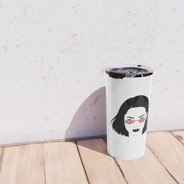 Summer Vibes (2) Travel Mug
