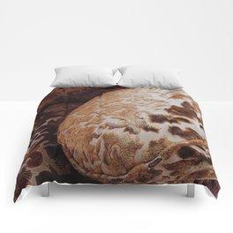 Vintage Gold Filigree Velvet Pillows Comforters