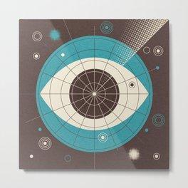 Radar - Part II Metal Print