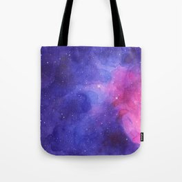 Intergalactic Space Tote Bag