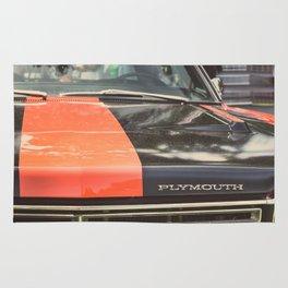 Plymouth Rug