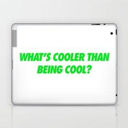 #TBT - WHATSCOOLERTHANBEINGCOOL? Laptop & iPad Skin