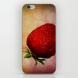 Strawberry iPhone Skin