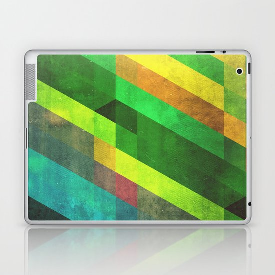 lyyn wyrk Laptop & iPad Skin