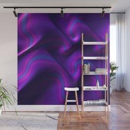 Royal Purple Wall Mural