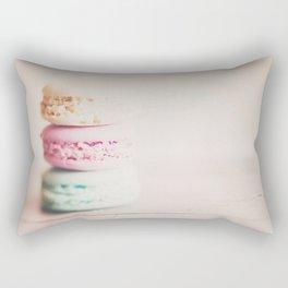 the sweet sweet macaron ... Rectangular Pillow