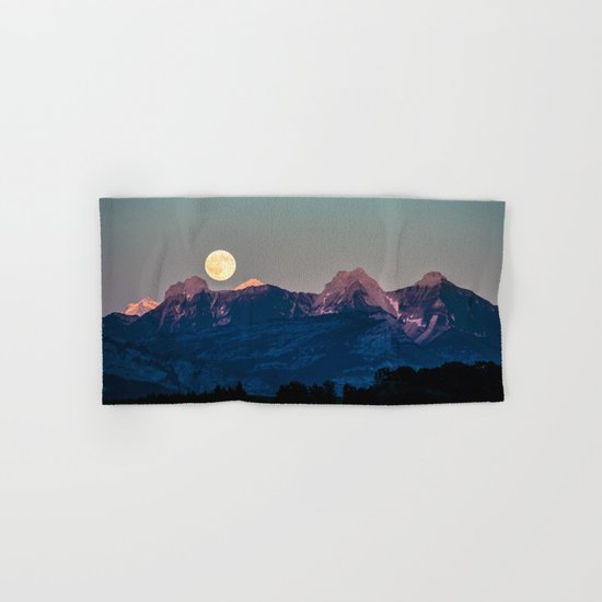 The Rising Moon Hand & Bath Towel