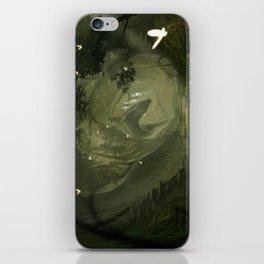 Verdant Haven iPhone Skin