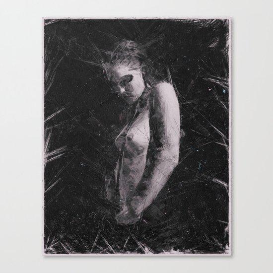 Madness & Me 2 Canvas Print