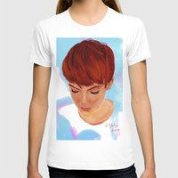 ginger T-shirts featuring Ginger by Adelys