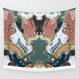 ss16 /// Handmade Arabesque I Wall Tapestry