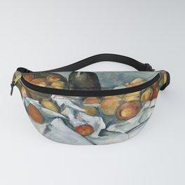 Paul Cézanne - The Basket of Apples - Le Panier de Pommes Fanny Pack