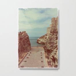 Pass Metal Print