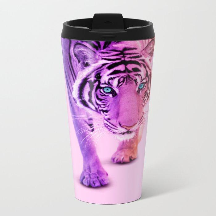 COLOR TIGER Travel Mug