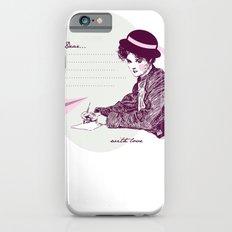 Lady Jane iPhone 6s Slim Case