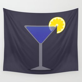 Blue Lagoon Wall Tapestry
