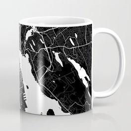 Halifax - Minimalist City Map Coffee Mug
