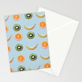 Fruits prin Stationery Cards
