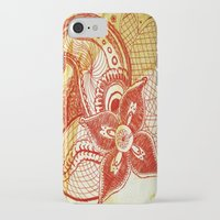 rare iPhone & iPod Cases featuring Rare Bloom by SecondLevelPrints