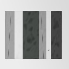 Kirovair Blocks Green #minimal #design #kirovair #decor #buyart Throw Blanket