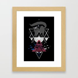 Soothsayers Framed Art Print