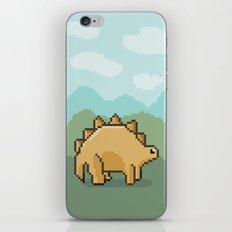 Pixel Dino! iPhone & iPod Skin