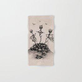 Skulls & Crosses - Pirate Conquest Hand & Bath Towel