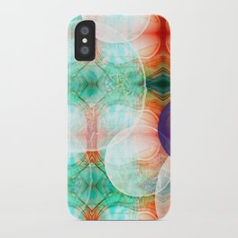 Donut fever iPhone Case