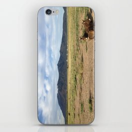 Colorado Cuddle iPhone Skin