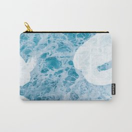 Sea Paint Carry-All Pouch