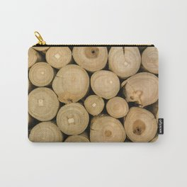 Stacked lumber Carry-All Pouch
