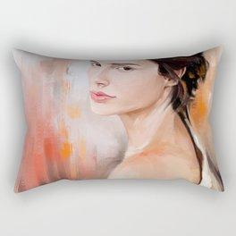 Gal Gadot Woder Woman Rectangular Pillow