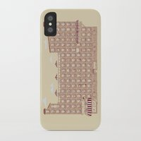 periodic table iPhone & iPod Cases featuring Periodic Neighbourhood by Salih Gonenli