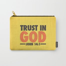 Trust in God Carry-All Pouch