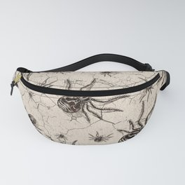 Crab Spider  Khaos Fanny Pack