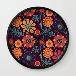 amazing garden Wall Clock